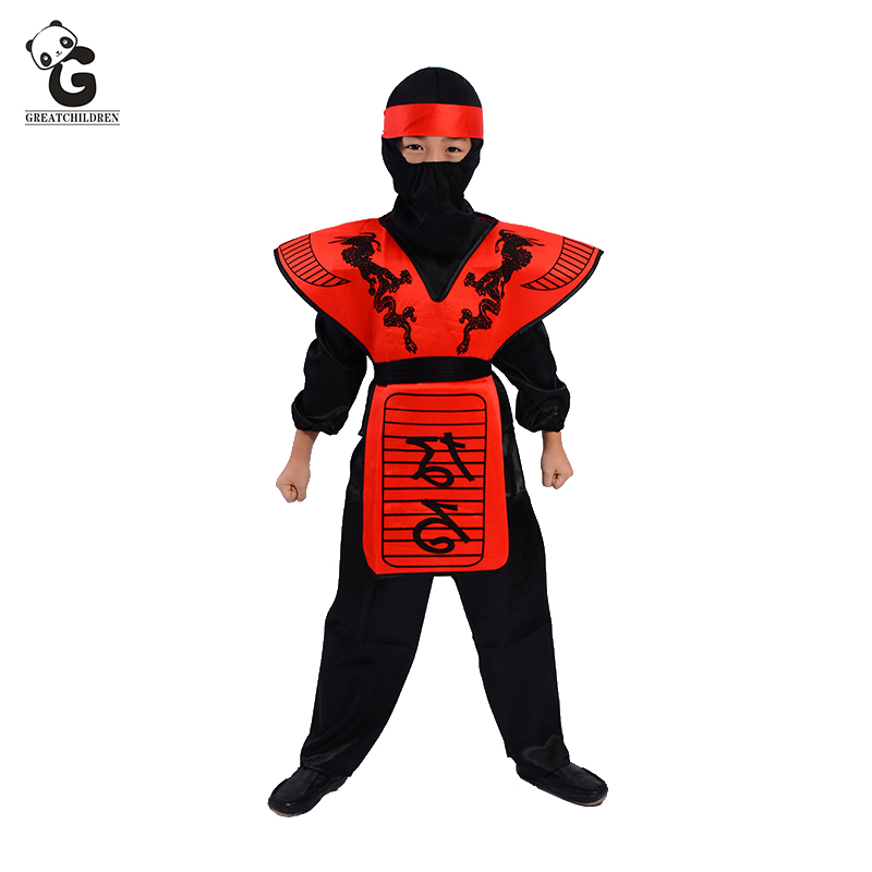 Boys Clothes Sets Ninjago Cosplay Costumes ninjago costume Halloween Christmas Party Clothes New Year's costumes for boys аксессуары для косплея cosplay