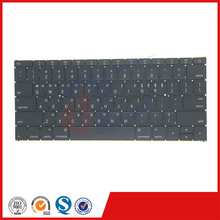 Early 2015year original for apple macbook retina 12inch A1534 korean keyboard KR Korea without backlight backlit