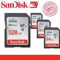 Оригинал SanDisk Ultra 32 ГБ 16 ГБ 64 ГБ 128 ГБ Class 10 SD card SDHC Карты Памяти SDXC C10 80 МБ/с. Поддержка Официальная Проверка
