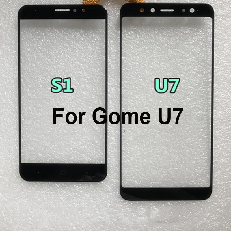 For Gome U7 U 7 GomeU7 Touch Panel Screen Digitizer Glass Sensor Touch Without Flex For Gome U7 U 7 GomeU7 Touch Panel Screen Digitizer Glass Sensor Touch Without Flex