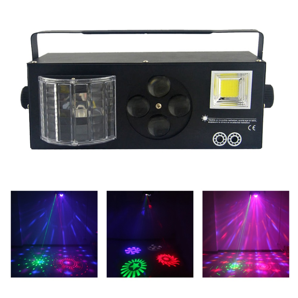Stage Lighting Effect Humble Aucd 4 In 1 Rg Laser Gobos Mixed Strobe Par Lamp Rgbwy Beam Led Dmx Light Dj Party Show Home Holiday Stage Lighting Xmt-132b Back To Search Resultslights & Lighting