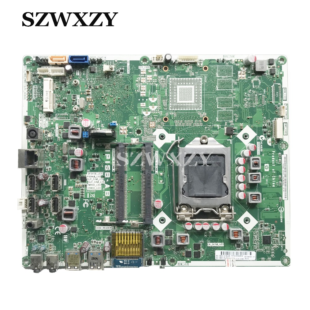 Original For HP Pro All in One 3520 AIO Motherboard System Board 697523 001 703643 001