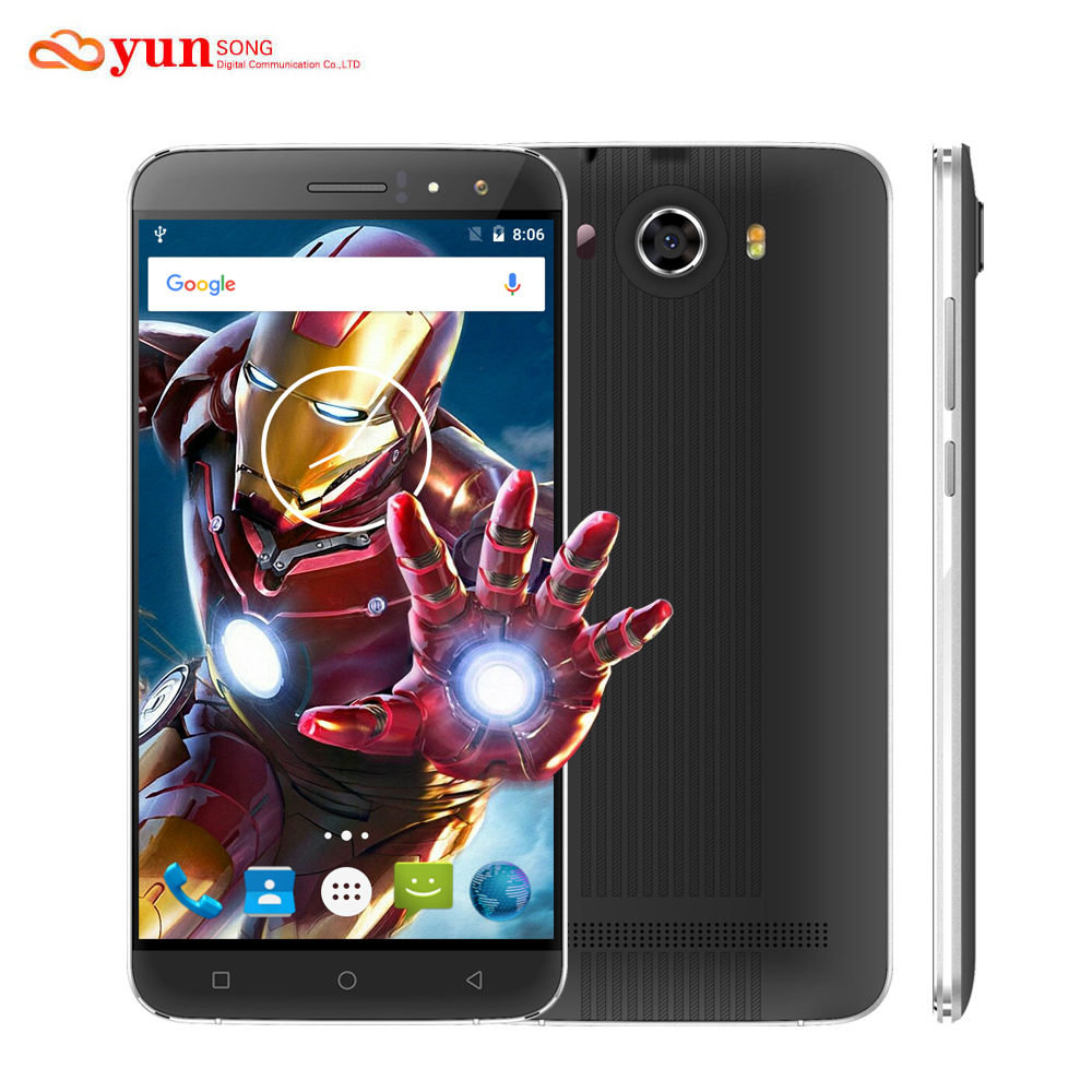 YUNSONG S10 Plus 6 0 inch QHD Mobile Phone 16 0MP MTK6580 Quad Core Dual SIM