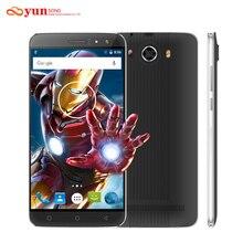 Yunsong s10 плюс 6.0 дюймов qhd мобильного телефона 16.0mp mtk6580 Quad Core Dual SIM Разблокирована Сотовый Телефон GSM/WCDMA 3 Г Сенсорный смартфон