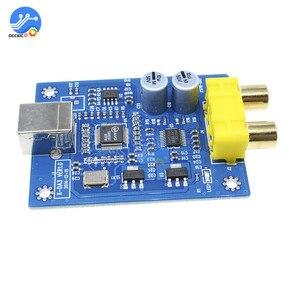 Image 3 - Scheda di decodifica audio dacmodule SA9227 PCM5102A 32bit USB HIFI modulo scheda di decodifica amplificatore decodifica Lettore audio dac convertitore