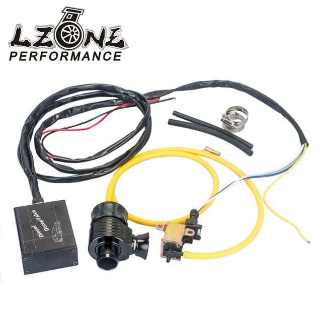 lzone racing new electrical diesel blow off valve with horn outside diesel dump valve diesel. Black Bedroom Furniture Sets. Home Design Ideas