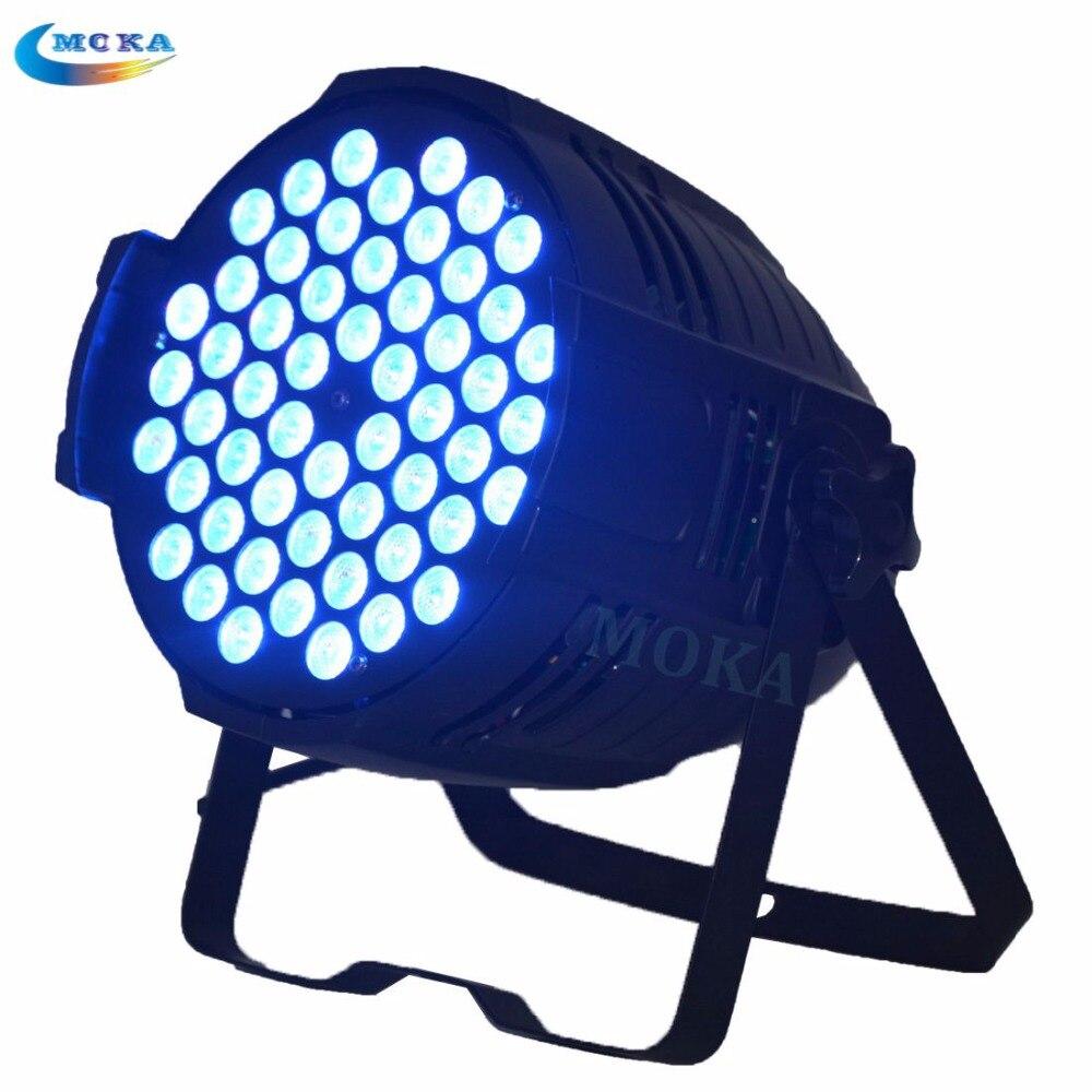 Saya Menjual Lampu Led Par Light 54 Titik Full Disco Sorot Panggung 4 Pcs Lot 2016 Cahaya 543 W Cina Partai Dj Disko Dmx Rgbw 4in1 Klub Acara Di Tahap Efek Pencahayaan Dari