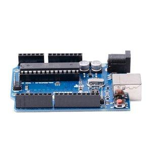 Image 3 - Kuongshunスーパーarduinoのuno R3 & Mega2560ボード液晶サーバモータリレー