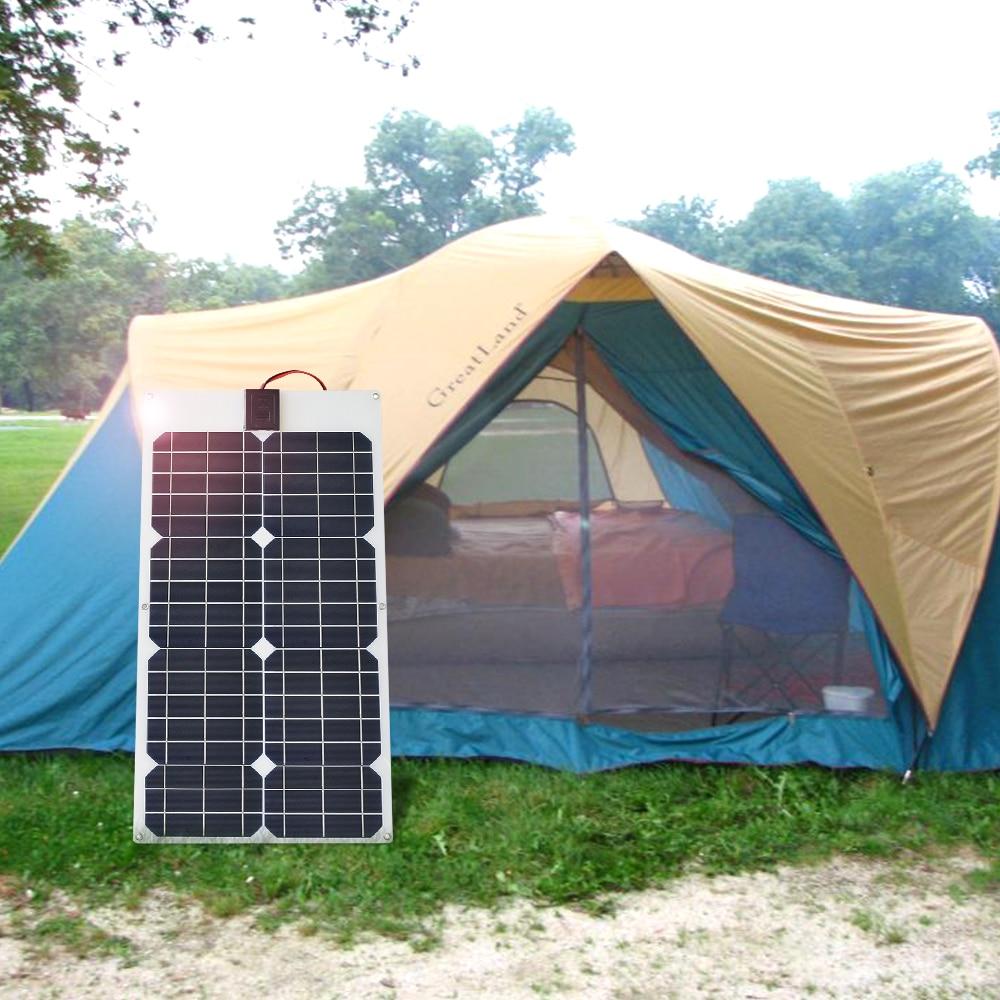 30W Painel Solar 9