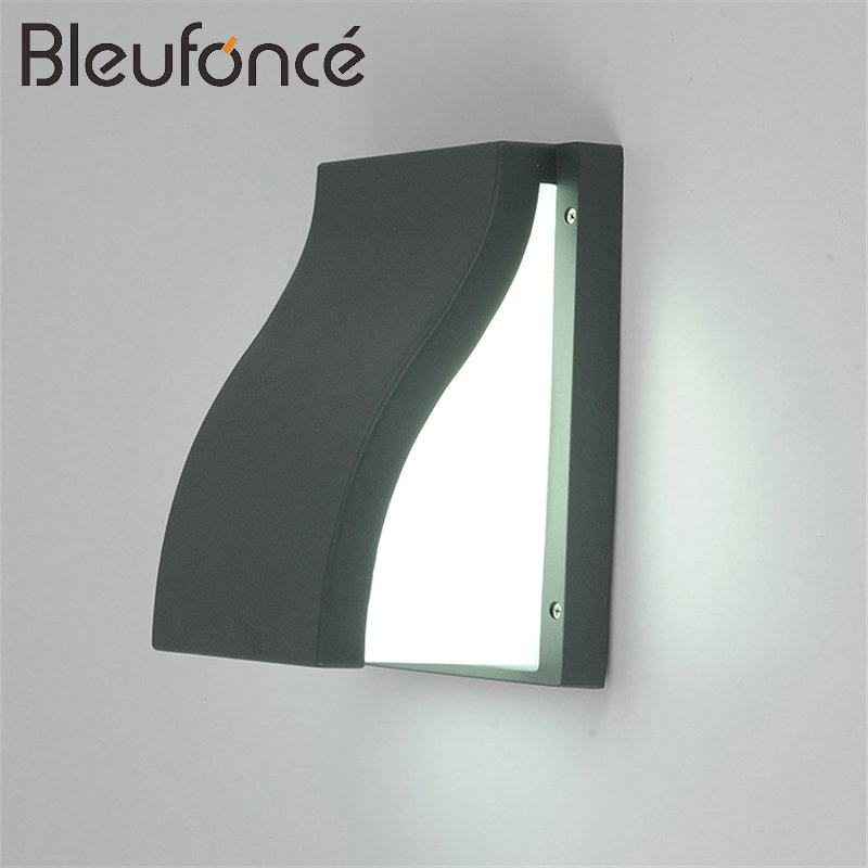 Outdoor Waterproof Wall Lamp Surface mount Wall Lamps 3W/6W LED Sconce Garden lights Outdoor Decoration led Porch Wall lamp BL82 waterproof wall lamp led aluminum outdoor wall lamp up down light porch lights 6w led garden lights indoor wall sconce 220v bl31
