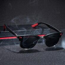 2019 Polarized Sunglasses Ladies Mens Retro Elliptical Mirror Driving Brand Designer Design