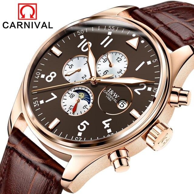 Carnival - Sapphire Mechanical Watch 1