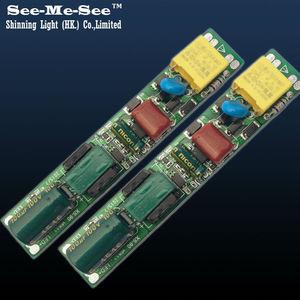 Image 3 - 20 ピース/ロット 2ft 10 ワット 4ft 1200 ミリメートル 20 ワット 32 ワット 288 個 led チップ/個 AC85 265V ダブル行チップ T8 led チューブ