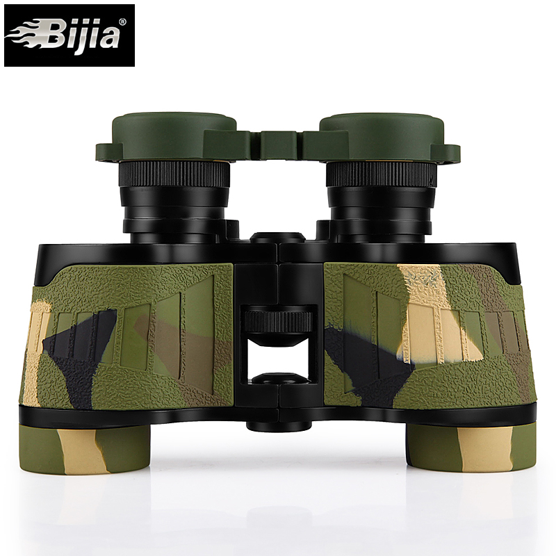 Bijia Binocular 8x32 High-power telescope Non-infrared Night Vision Binoculars Waterproof Hunting /travelling Binoculars 1000m стоимость