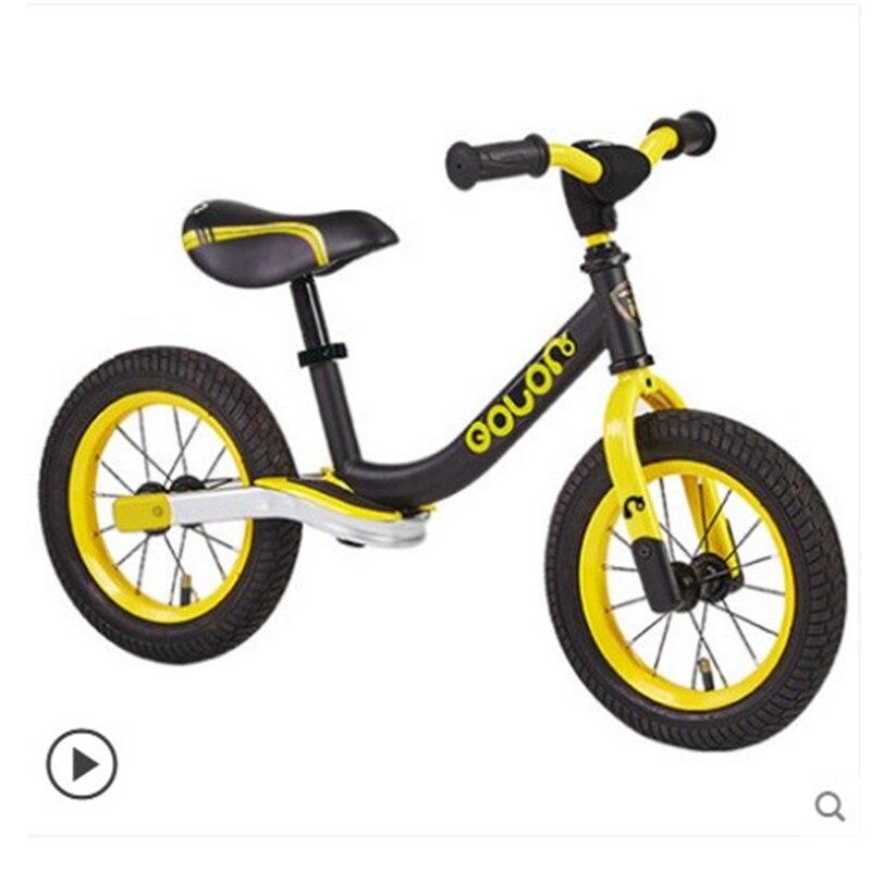 Balance enfant voiture 3-6 ans bébé trottinette toboggan voiture yo enfant pas de pédale vélo