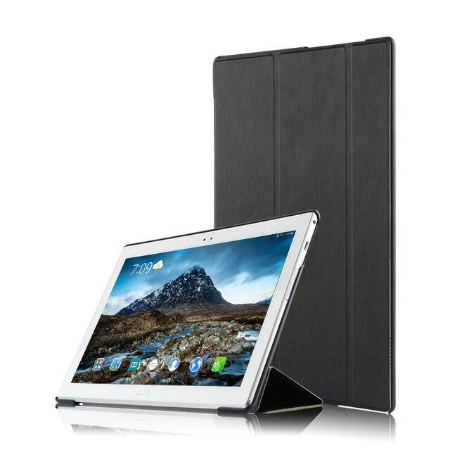 nuovo arrivo 0bc42 142b0 US $10.21 5% OFF|Case Cover For Lenovo Tab 4 10 Plus TB X704L X704F L 10.1