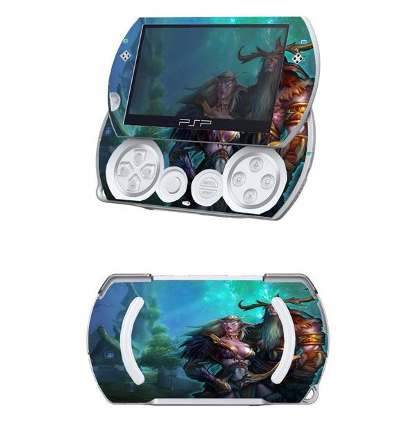 US $9 99  045 Vinyl Skin Sticker Protector for Sony PSP GO skins Stickers  for PSP GO-in Stickers from Consumer Electronics on Aliexpress com    Alibaba
