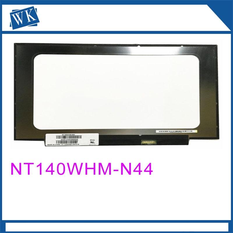 NT140WHM-N44 NT140WHM N44 14.0inch Laptop Lcd Screen 1366*768 EDP 30pinsNT140WHM-N44 NT140WHM N44 14.0inch Laptop Lcd Screen 1366*768 EDP 30pins