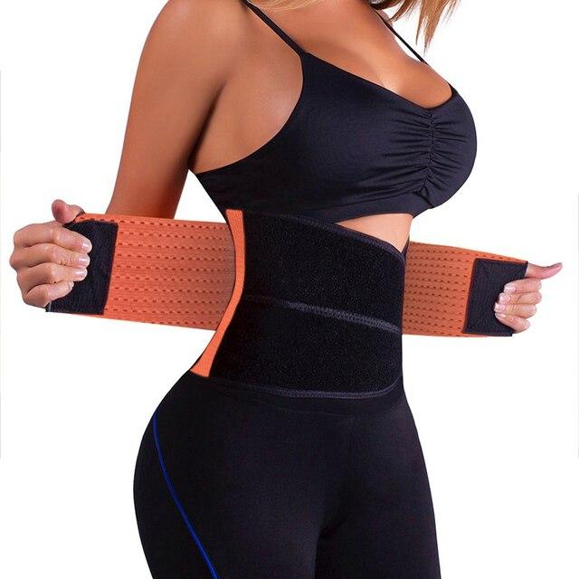 2016 Women  Waist Shaper Tummy Trimmer Underwear Slimming Sport Girdles  Shapers Firm Control Waist Cincher Shapwear 2