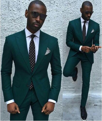 Smoking Masculino Image Pièce 2 Blazer Marié Same Designs Terno Personnalisé Dernière De 2017 Fit Skinny Manteau Vert Hommes Slim As Bal Costume Pantalon Veste CTWHgwq