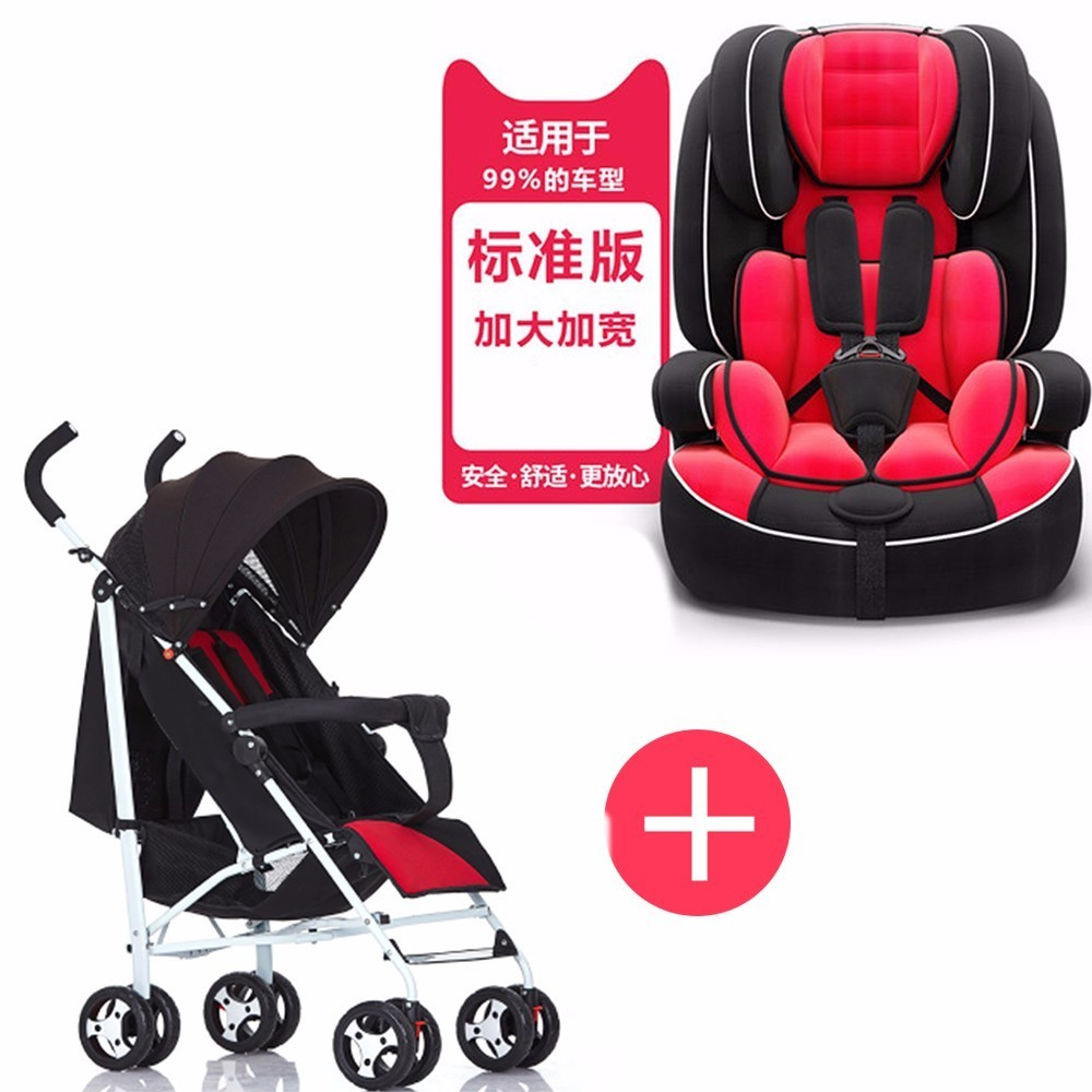 Child safety seat car with baby simple portable increase seat 9 months-12 years old chair and cart combination set SY-YZ210-5 sweet years sy 6285l 12