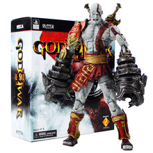 Ghost of Sparta 3 19 cm NECA God of War Kratos PVC Action Figure Collectible Modelo Toy(China)