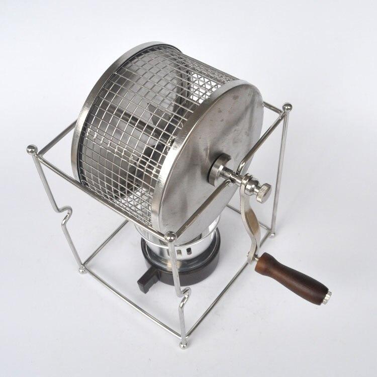 Free shipping Stainless Steel Coffee Roaster Machine Roasting Baking Tool DIY EquipmentFree shipping Stainless Steel Coffee Roaster Machine Roasting Baking Tool DIY Equipment