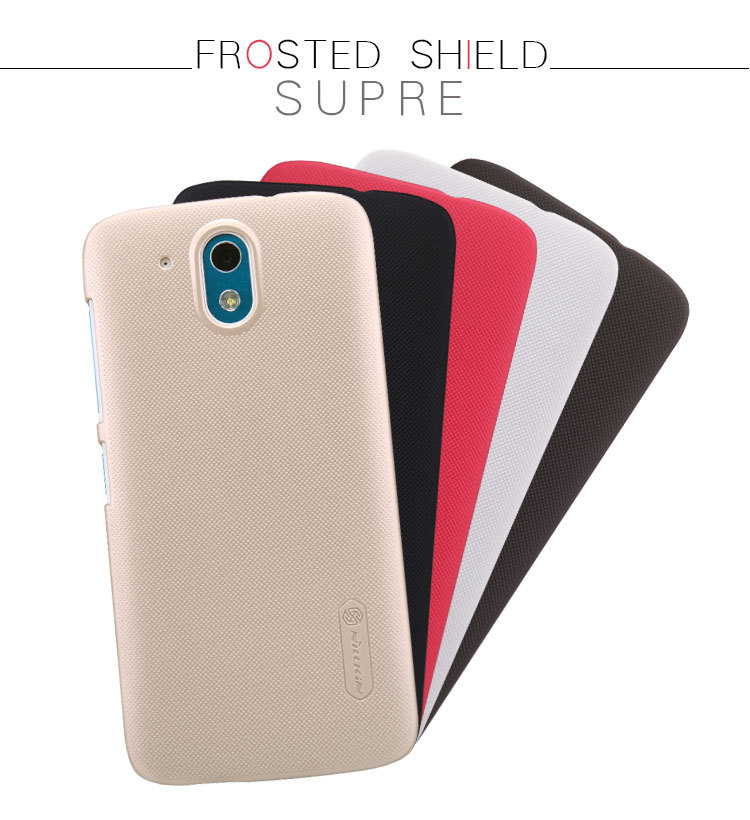 huge selection of 2ed93 36428 US $7.99 |Nillkin For HTC Desire 526 Super Frosted Shield Hard Matte Fitted  Back Cover Skin Case Shell + Free LCD Guard For HTC Desire 526 on ...