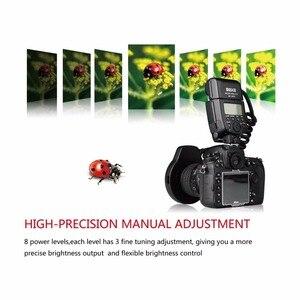 Image 4 - Светодиодный кольцевой светильник Meike MK 14EXT i TTL для Nikon D5600 D5200 D5100 D5000 D3200 D3100 D90 D750 D600
