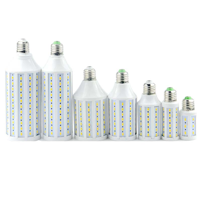 <font><b>LED</b></font> Corn Bulb E27 Corn Lamp E14 50W 40w 30W 25w 15W 12w 7W E27 E14 5730 <font><b>5630</b></font> SMD <font><b>220V</b></font> 110V Spotlight <font><b>LED</b></font> lamp light