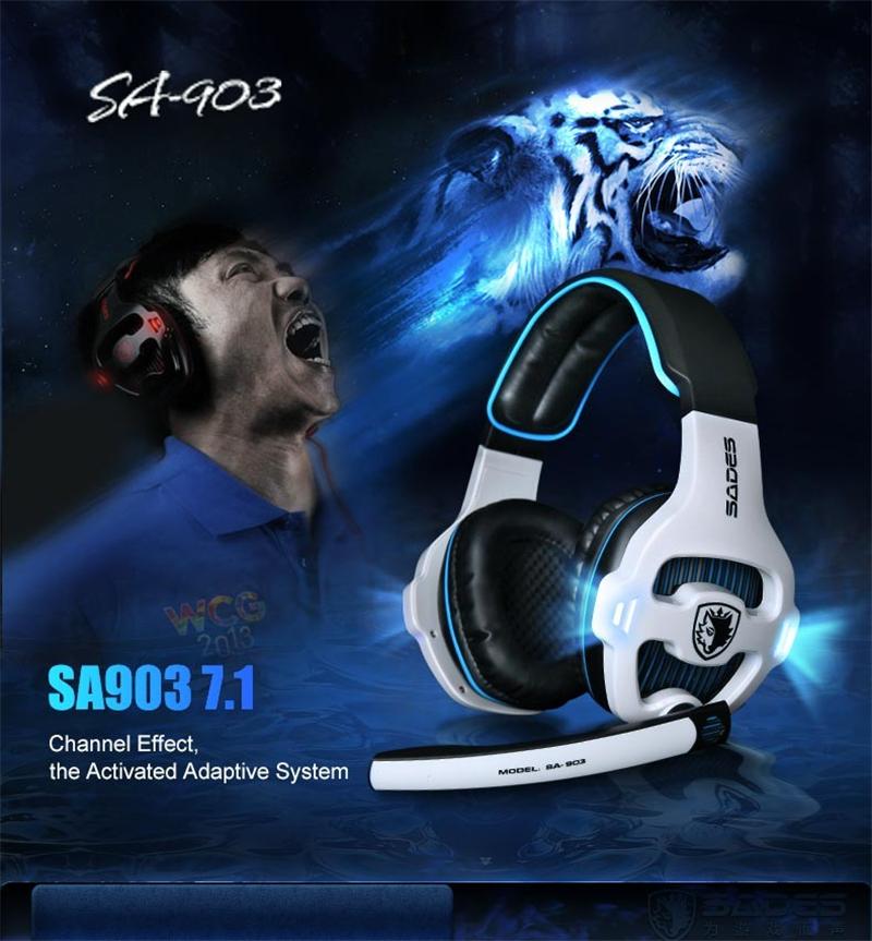 Gaming De SA-903 Home 2