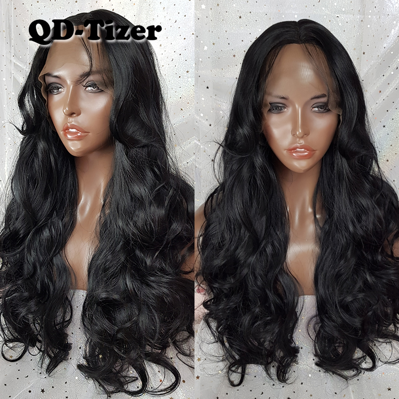Lace Front Wigs before and after