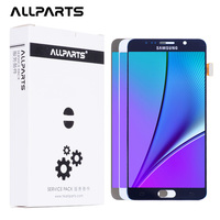 Tested Super AMOLED LCD For Samsung Galaxy LCD Touch Screen Digitizer For Samsung Galaxy Note 5