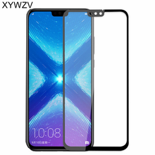 2PCS Full Cover Glass Huawei Honor 8X Screen Protector Tempered For Phone Film <