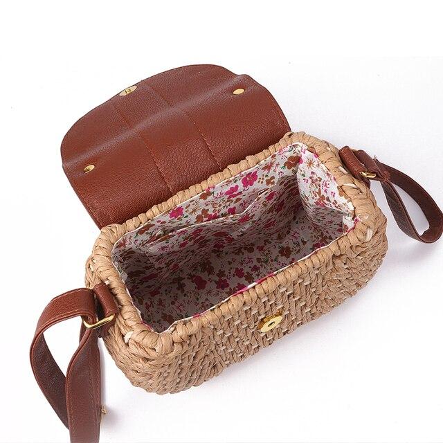 Bamboo Crossbody Bag 3