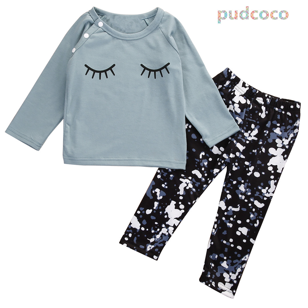 Newborn Infantil Toddler Baby Girls Baby Boy Unisex Casual Clothes T-Shirt +Leggings Pants Outfit Set штаны для мальчиков baby boy pants kd 6 2015 infantil kd 2 3 4 5 6 xtk 66