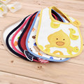 0-3 years baby Infant Saliva Towels Newborn Wear Burp Cloths Waterproof Hot Selling