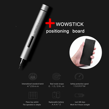 Original XIAOMI Mijia Wowstick Try 19 In 1 Electric Screw driver Kit Magnetic Postion Memory pad Smart Home Product
