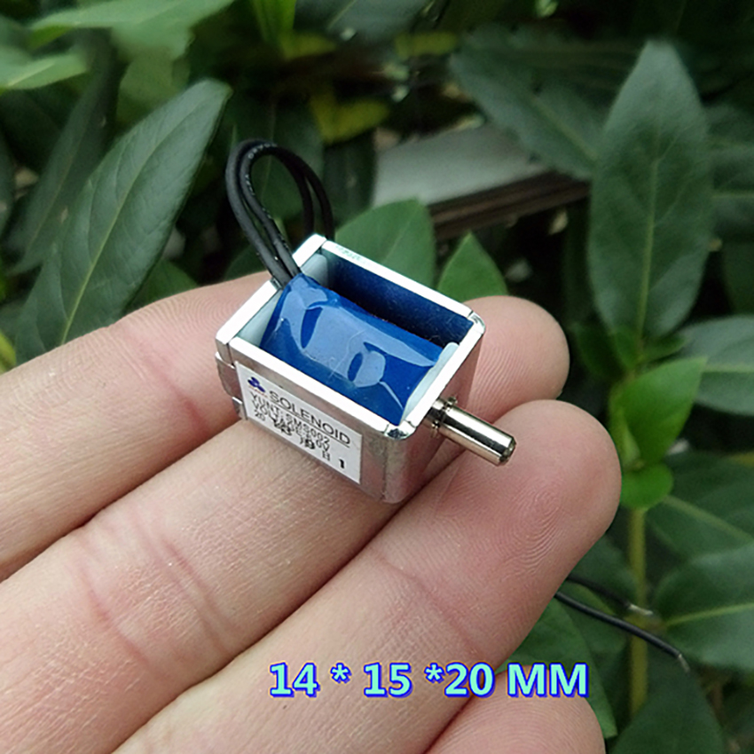 Sphygmomanometer Vent Valve DC 6V 60MA 0.36W Normally Open Type DC Exhaust Valve For Medical Instruments Or Massage Equipment