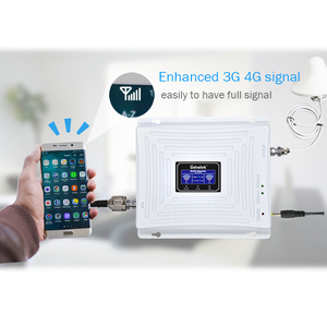 Image 3 - Lintratek 4G Booster 3G Repeater 1800 2100 Ampli UMTS LTE Signal Repeater GSM 1800 Mobile Phone Amplifier 3G 4G No Antenna
