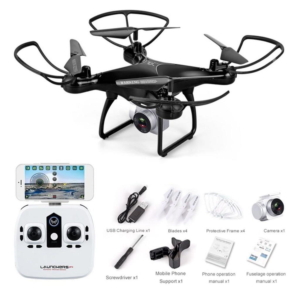 720P Quadcopter Aircraft Headless Mode Remote Control Helicopter Mini Drone Quadcopter with High Quality mini quadcopter