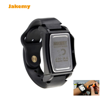 Wristband JAKEMY JM X4 Suction magnetic Magnetic bracelet metal Screw Nuts Nail small parts mobile phone