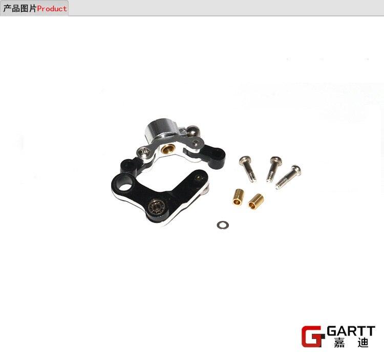 GARTT 450 Upgrade Part Metal Tail Control Set 100% Align Trex 450 gartt gt500 plastic tail rotor control set 100