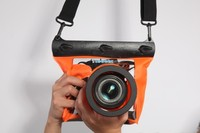 Tteoobl GQ 518M Underwater Diving Camera Housing Case Pouch Dry Bag Camera Waterproof Dry Bag for Canon Nikon DSLR SLR