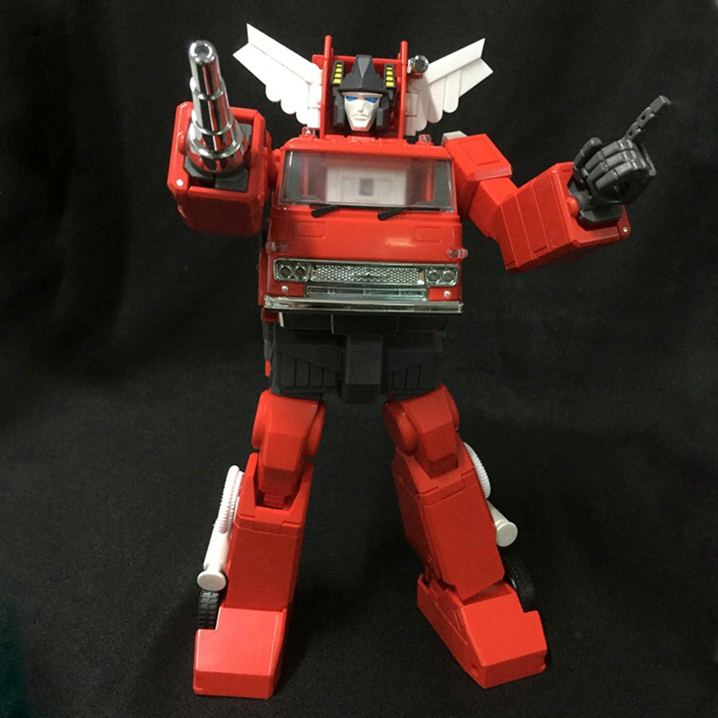 где купить 2018 Robot Fantasy G1 MasterPiece KO MPP-33 MPP33 Fire Engines MP33 MP-33 Inferno Oversized Transformation Action Figure дешево