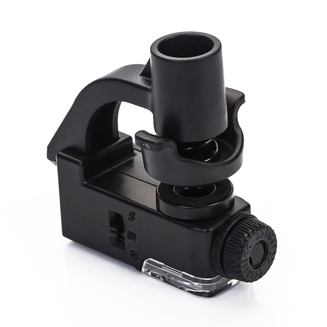 Macro Lens 90X Mobile Phone Microscope Magnifying Glass LED Tools Magnification With Micro Camera Clip Optical Zoom Magnifier