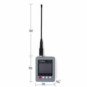 Image 2 - Anysecu SF103 2mhz 200mhz/27mhz 2800 470mhzのポータブル周波数カウンタctccss/dcsテスト可能、dmrデジタル信号メーターSF 103