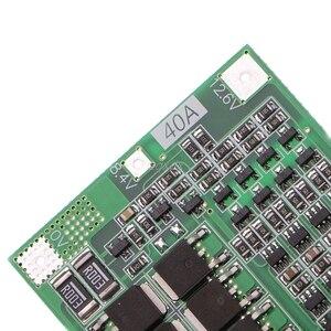 Image 4 - 4S 40A 14.8V Li ion 16.8V Lithium 18650 Pin BMS PCB Ban Bảo Vệ Cân Bằng