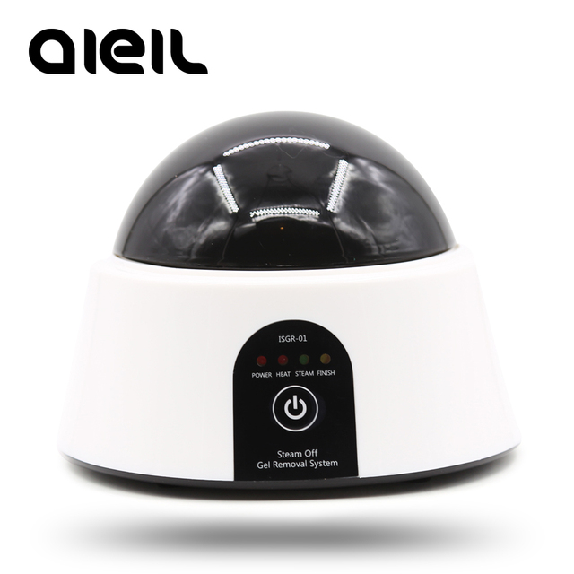 Nail Gel Polish Remover Machines Steam Off Gel Removal Nail ...
