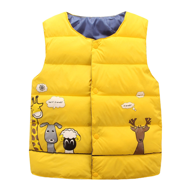 Sundae-Angel-Girl-vest-jacket-Sleeveless-coat-for-kids-Baby-boys-waistcoat-pattern-Cotton-Cartoon-Children-Outerwear-Clothes-3